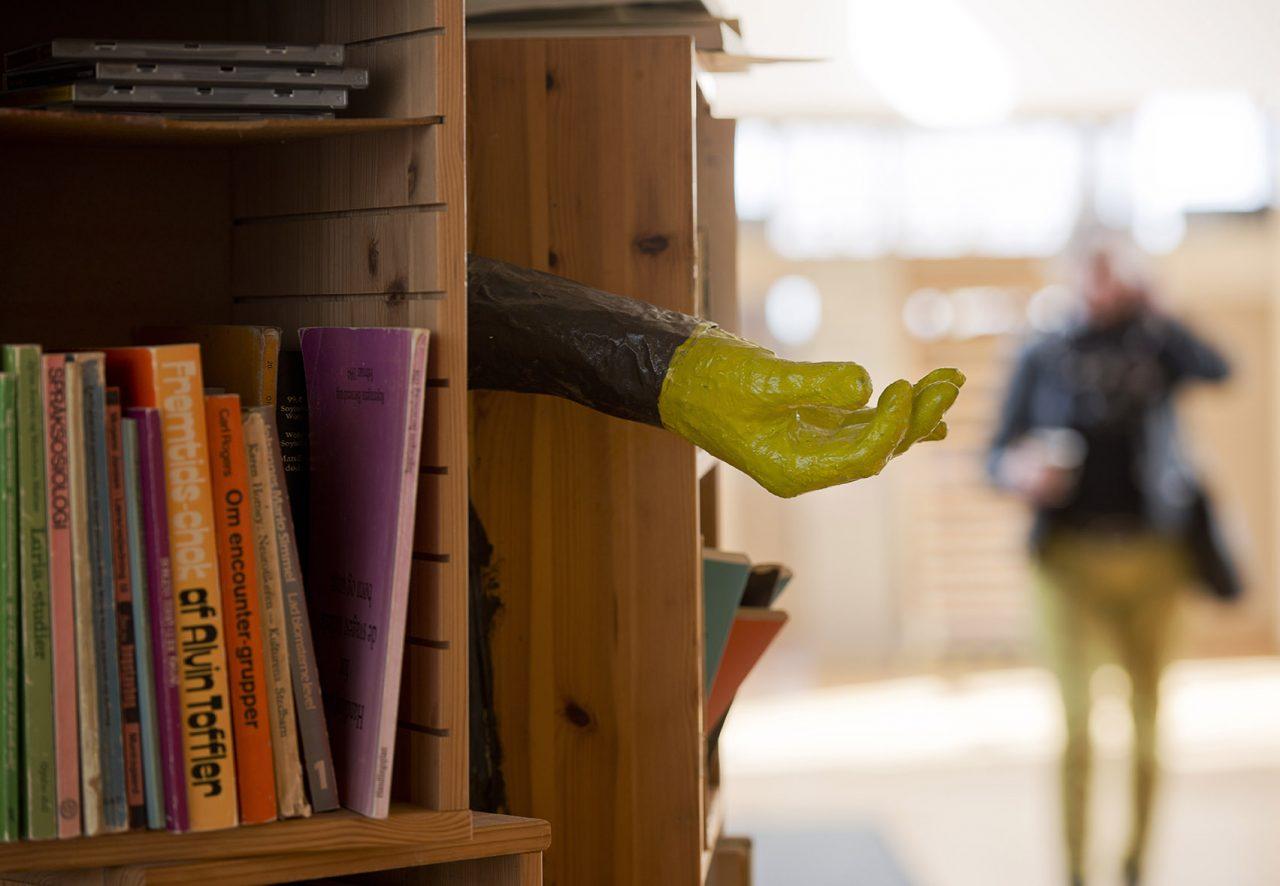 Cambus Bornholm - bøger og hånd