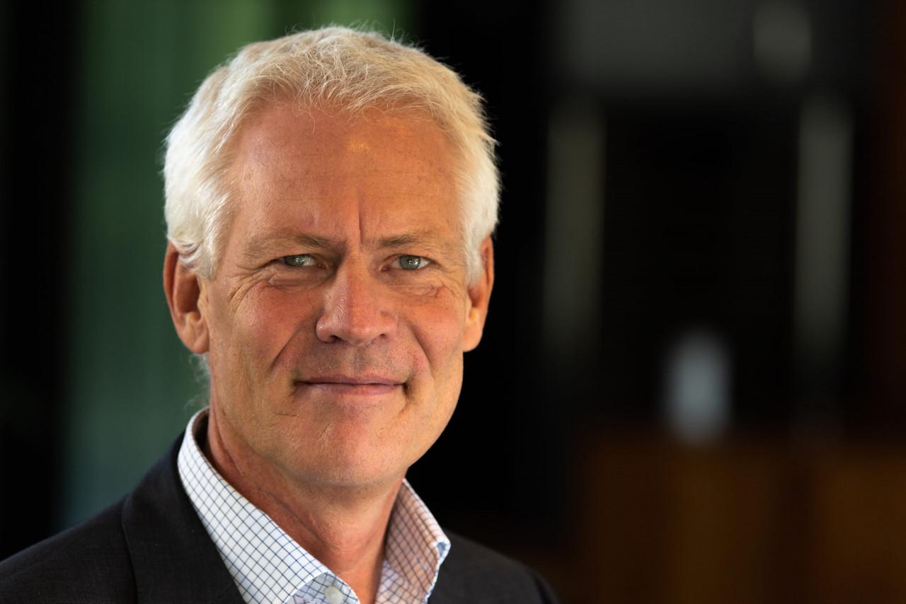 KPs bestyrelsesformand Jesper Fisker