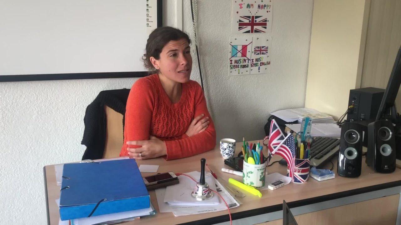 Lærerstuderende beskriver praktikiophold i Frankrig