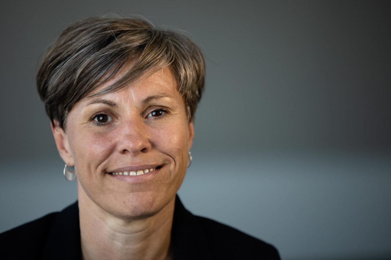 Bestyrelsesmedlem Winni Grosbøll