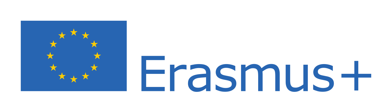 Logo for Erasmus programme