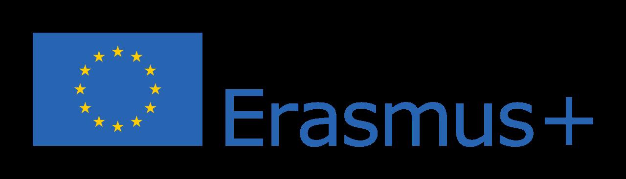 Logo for Erasmus programme