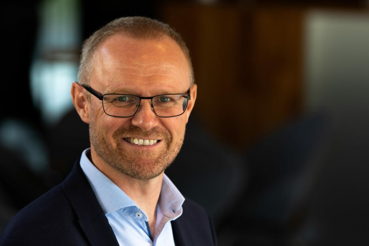 Ressourcedirektør Søren Erichsen