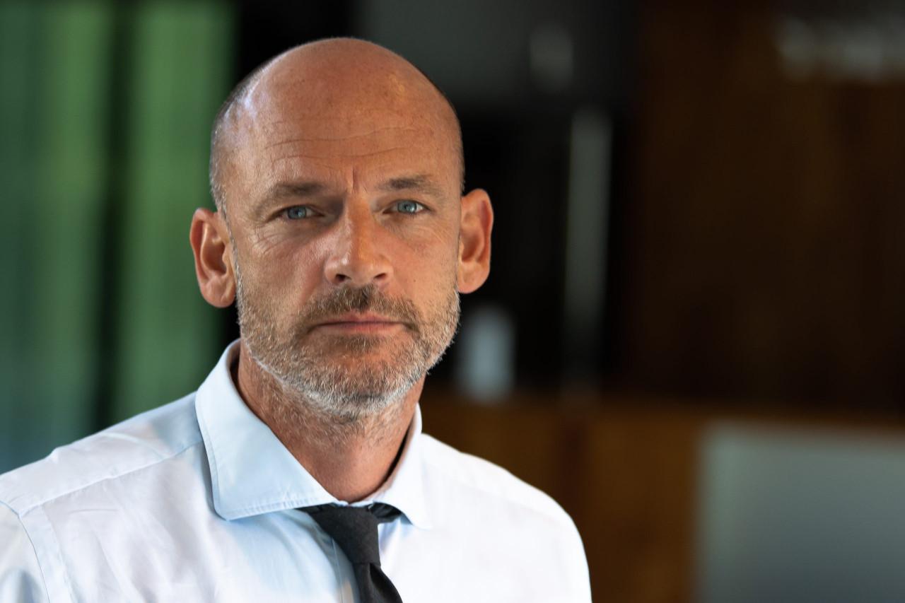Rektor Stefan Hermann