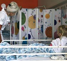 Barn og sygeplejerske, Praksis- og Innovationshuset