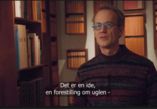 Jakob Wamberg, professor i kunsthistorie