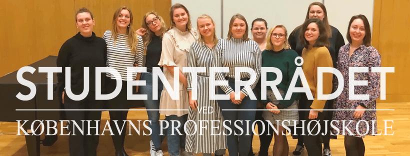 Studenterrådet ved Københavns Professionshøjskole 2020