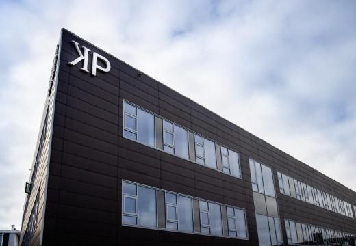 Facaden på Campus Nordsjælland
