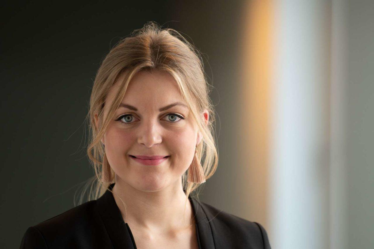 Bestyrelsesmedlem Caroline Holdflod Nørgaard