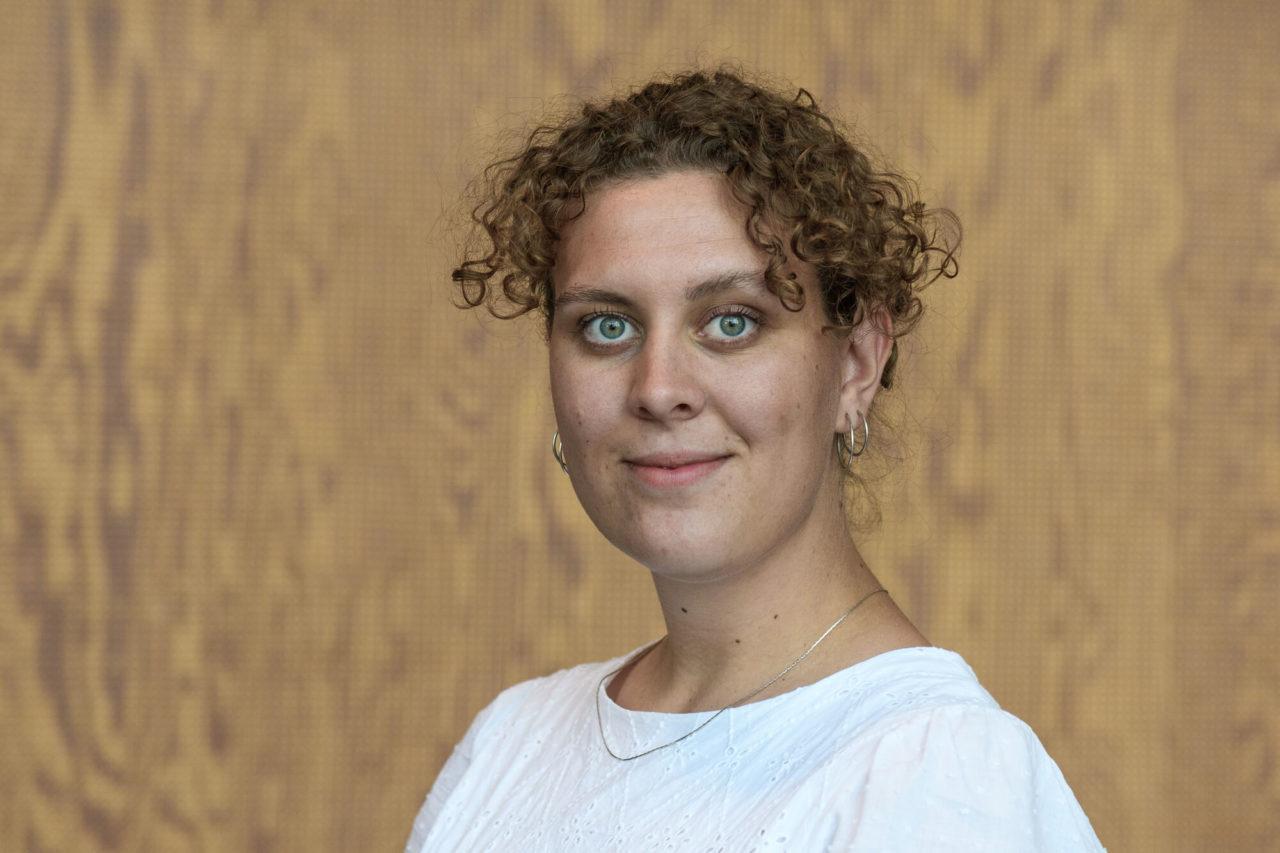 Janne Annette Ocka Bohn fra Studenterrådet ved KP 2020