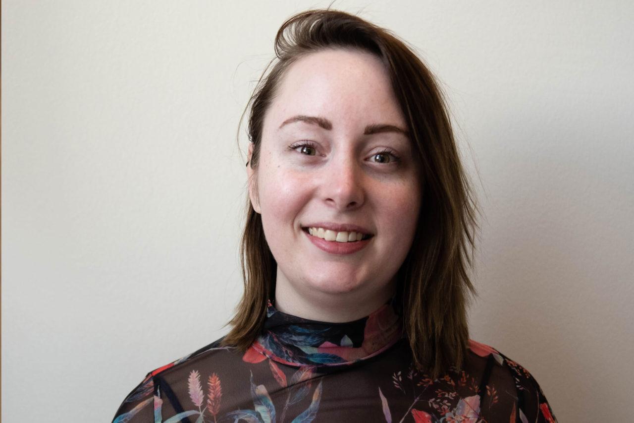 Marie Stær fra Studenterrådet ved KP 2020