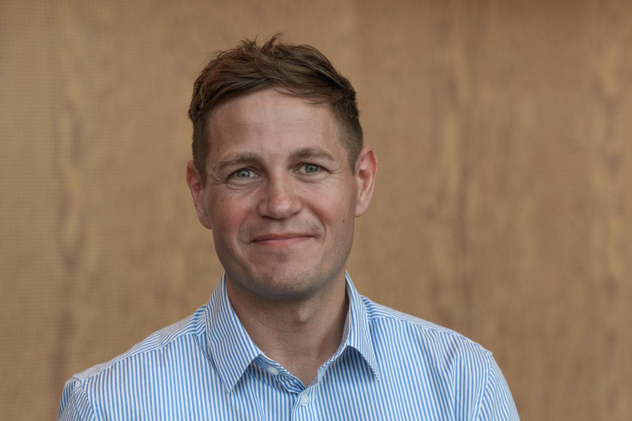Robby Hulegaard Lyng fra Studenterrådet ved KP 2020