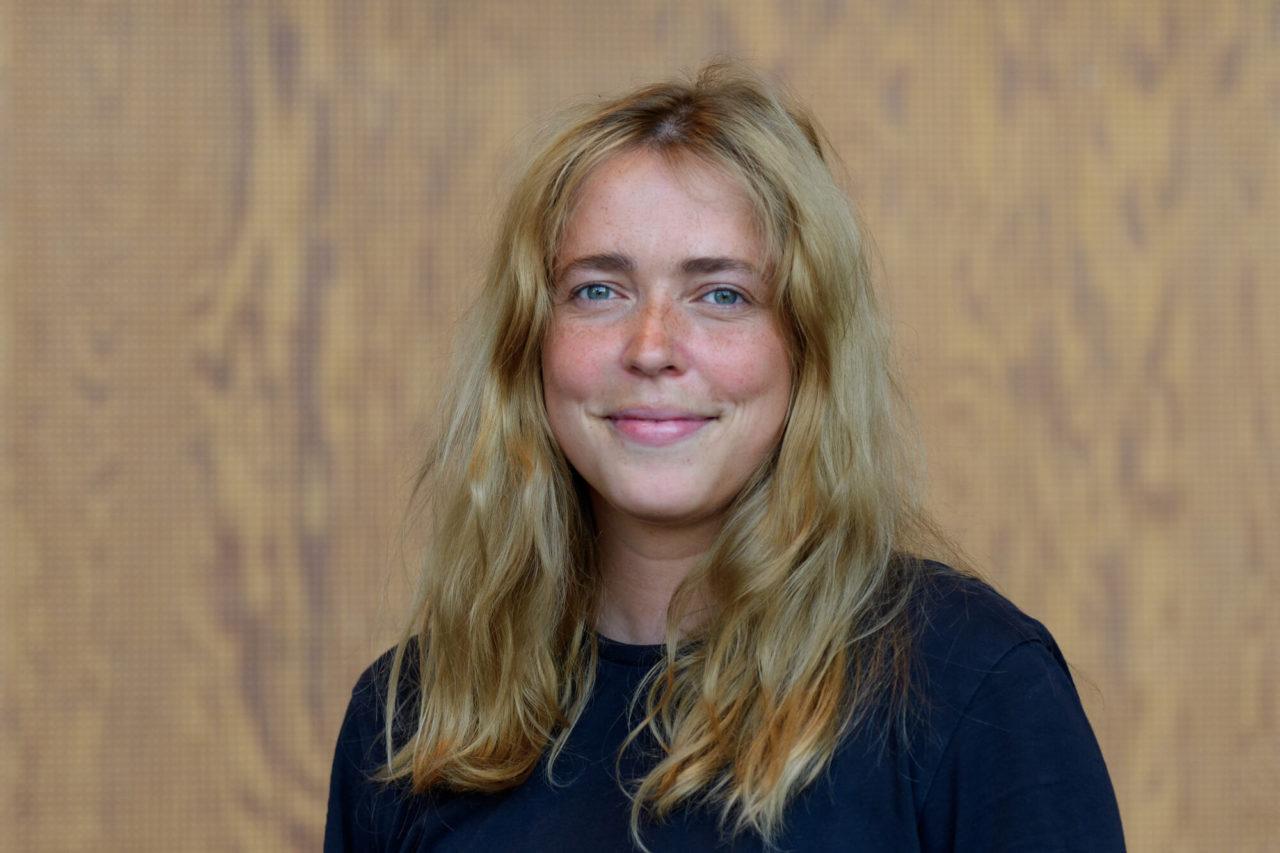Signe Ronja Rønfeldt fra Studenterrådet ved KP 2020