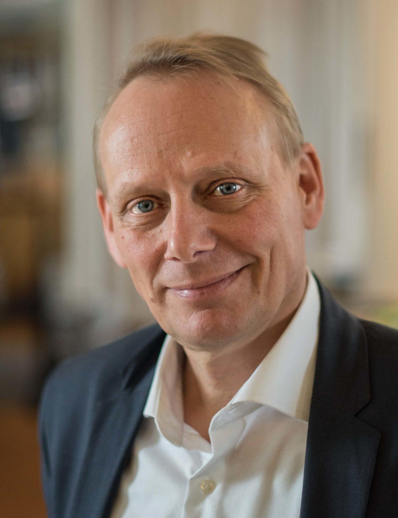 Henrik Køhler, direktør for Teatercentrum