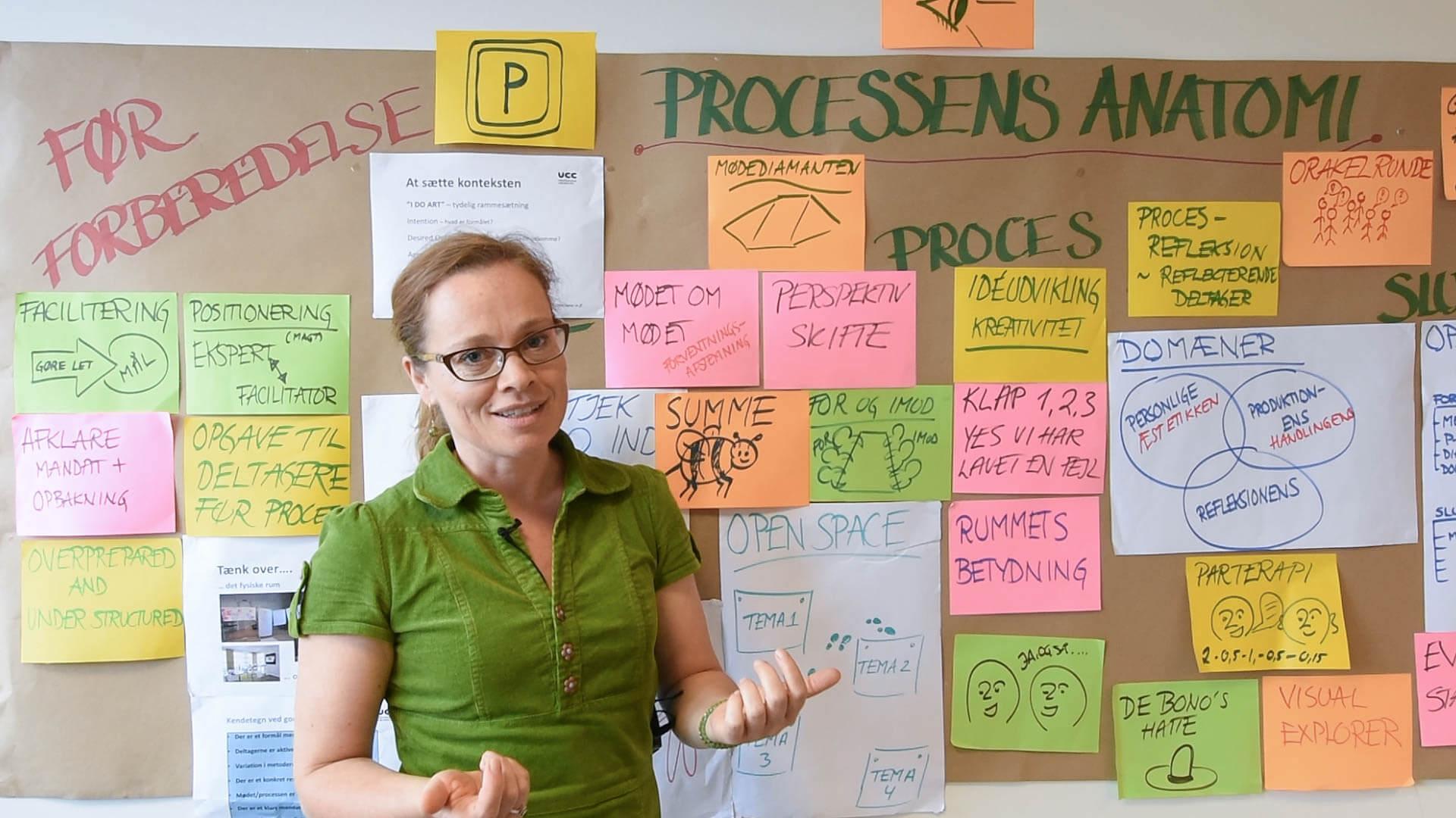 Underviser Mia Fihl